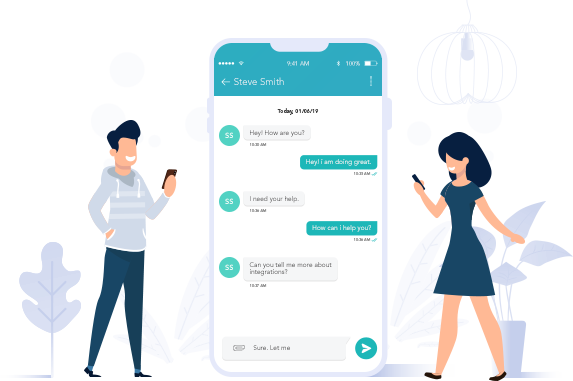 In-App Private Chat for Attendee Networking