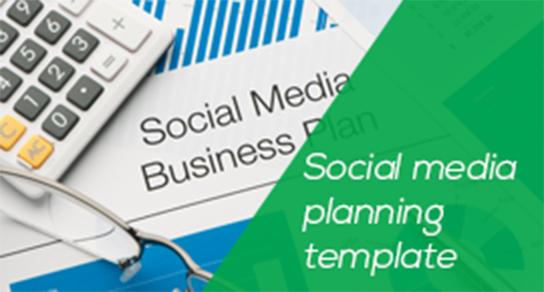 social media planning checklist for events